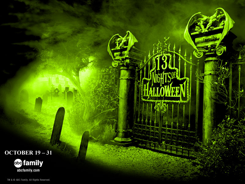 "ABC Family's ""Thirteen Nights of Halloween"" Line-Up 2010"