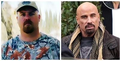Jr & Travolta