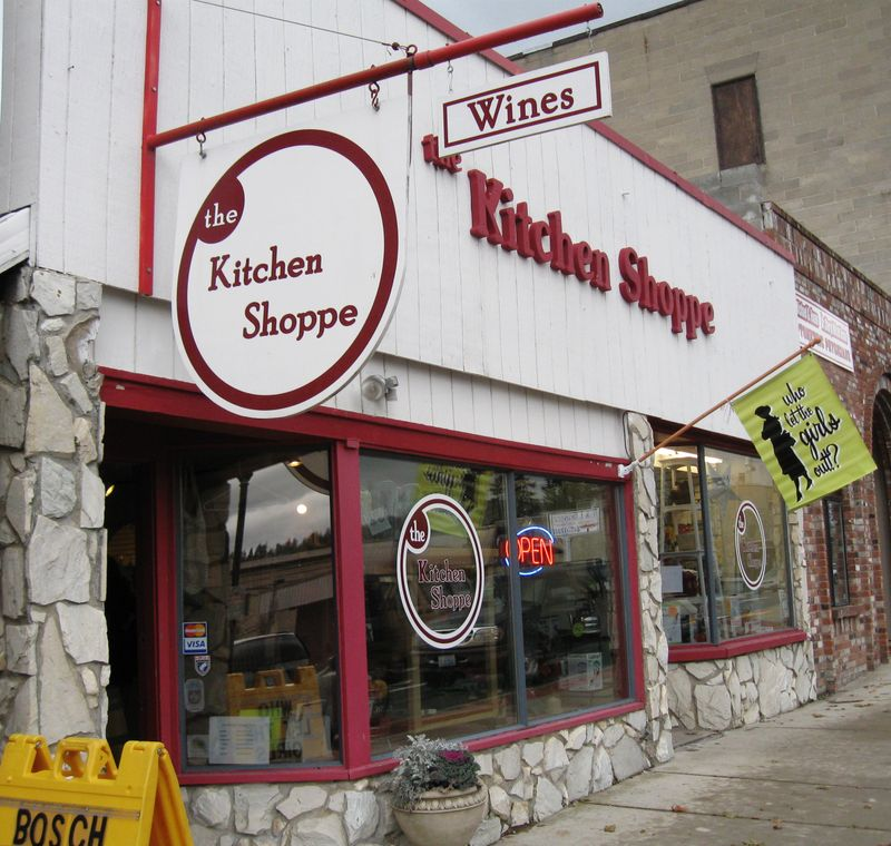 Kitchen shoppe