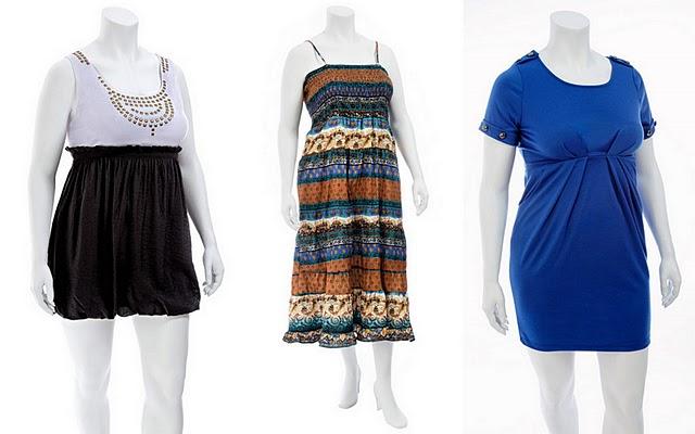 Plus dress1