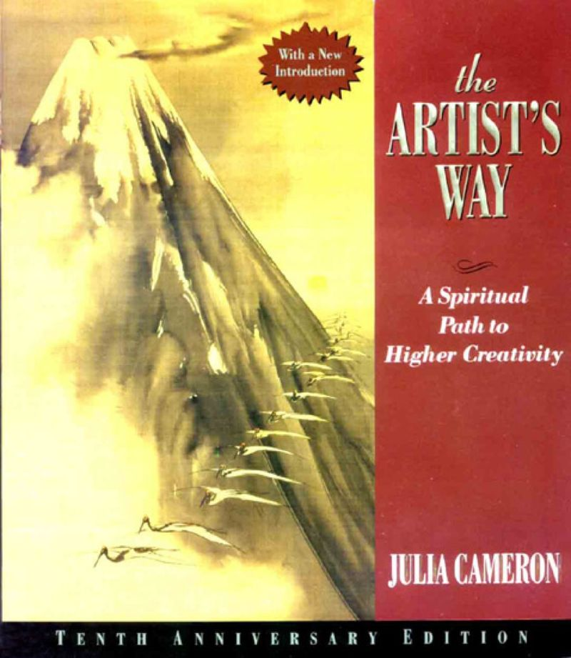 Julie Cameron The Artist's Way